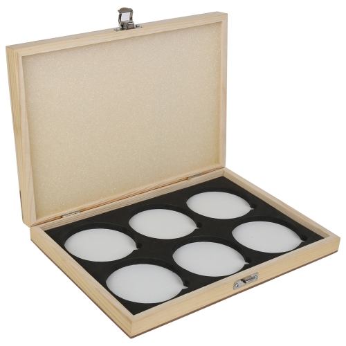Wooden Lens Storage Tray