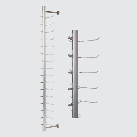 VISIO ME IN NL001 Non-Lockable Display Rod for Frame