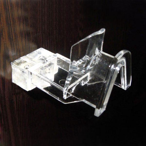 optical acrylic display nose