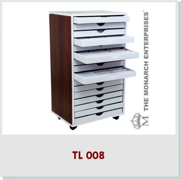Optical Eye Wear Storage Trolley