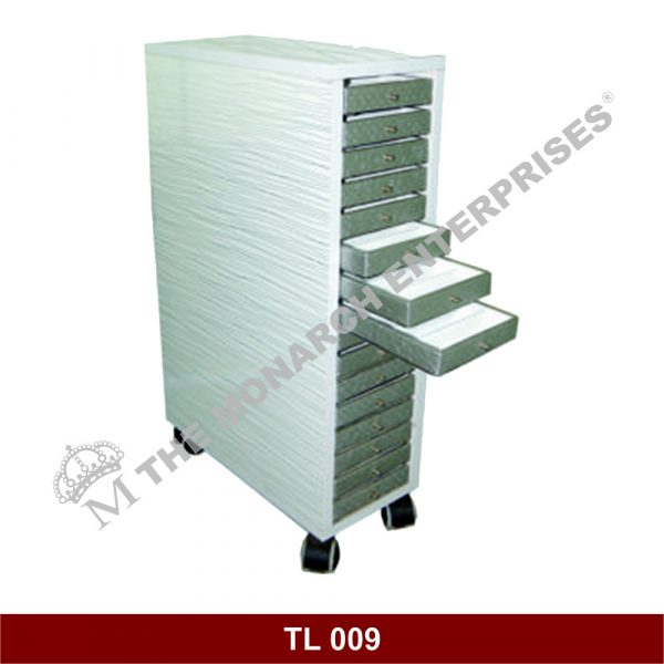 Eyeglasses Frame Storage Trolley