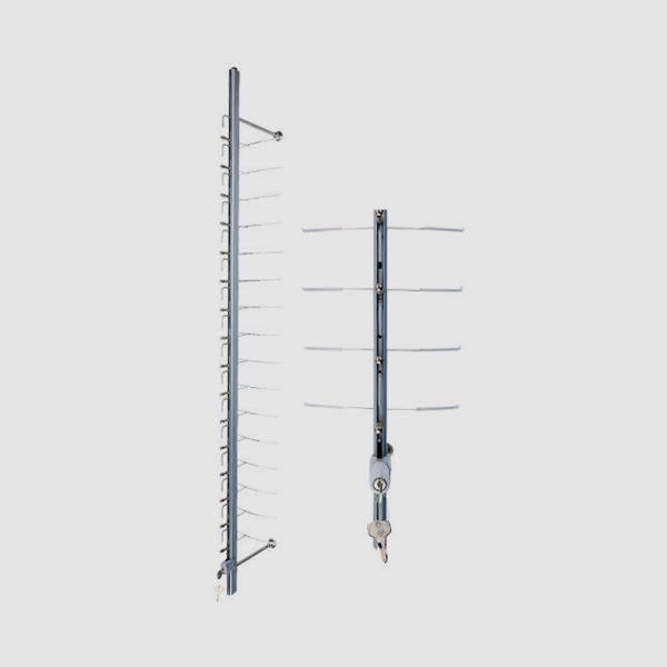 Sunglass Lockable Display Rod