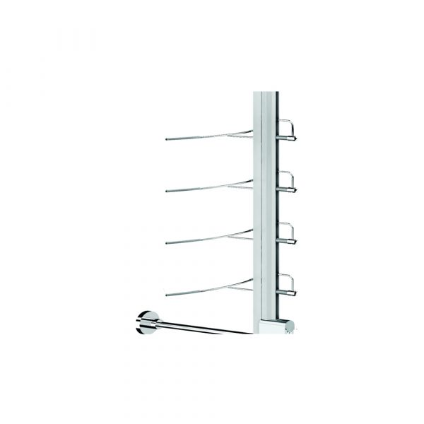 eyewear frame display rods