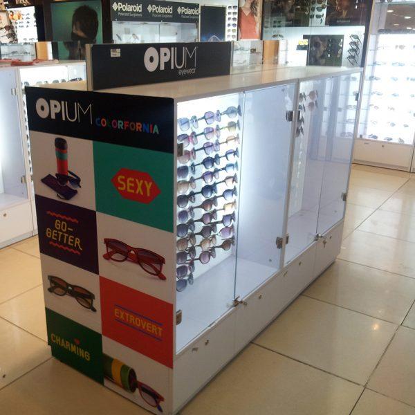 shop in shop kiosk