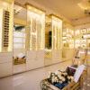 optical shop interior