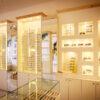 optical shop designing