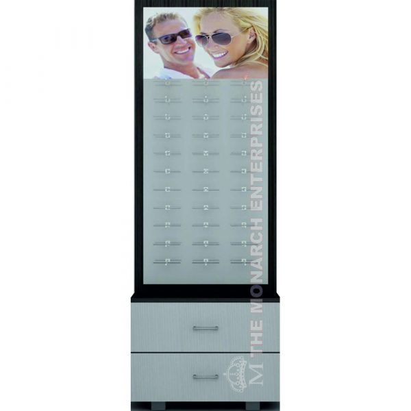 Eyewear Acrylic MDF Retail Display