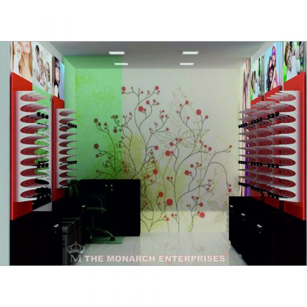 optical showroom modular display