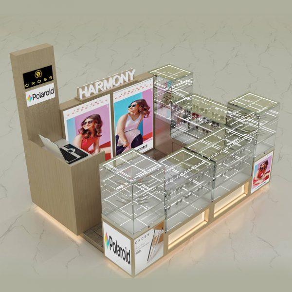 pen retail display kiosk