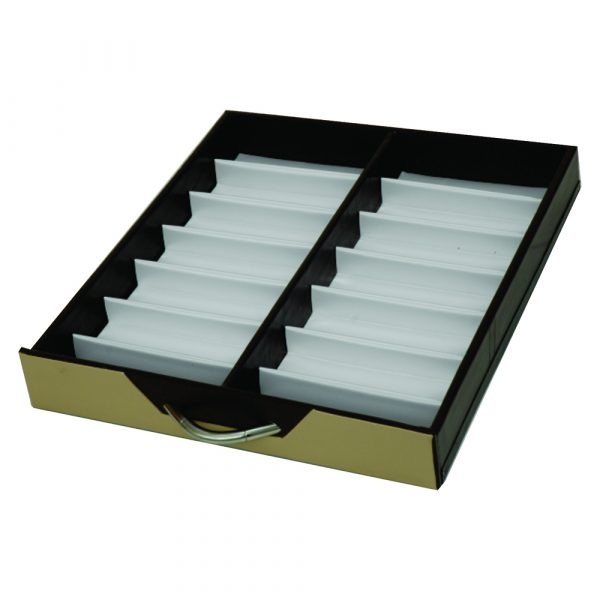 eye wear counter tray