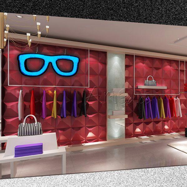 optical retail display