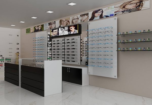 Economic Optical Showroom Design