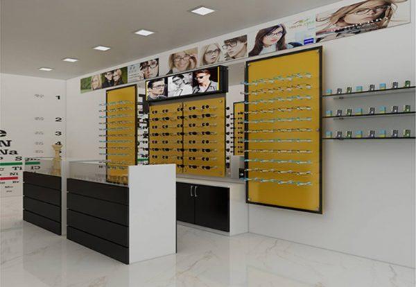 Eyewear Store Design