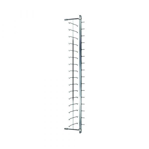 Non Lockable Frame Display Rod