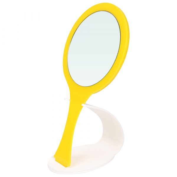 optical display mirror stand