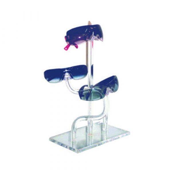 Acrylic Eye Wear Display Stand