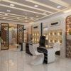 eyewear shop designing