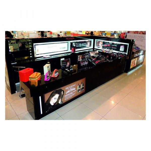 Cosmetic Shop Designing