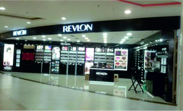Cosmetic Showroom Design