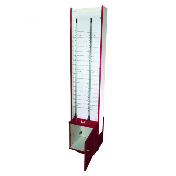 Revolving Spectacles Floor Display Stand