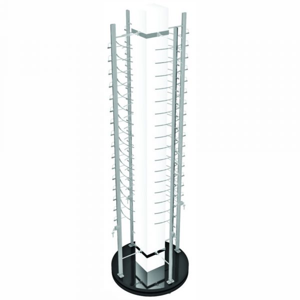 Revolving Eye Wear Display Stand