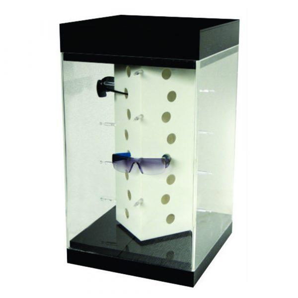 optical counter display