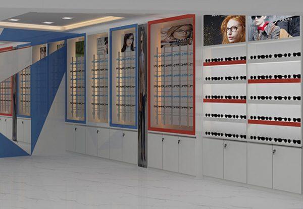 optical shop design ideas india