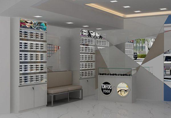 turn key optical shop design