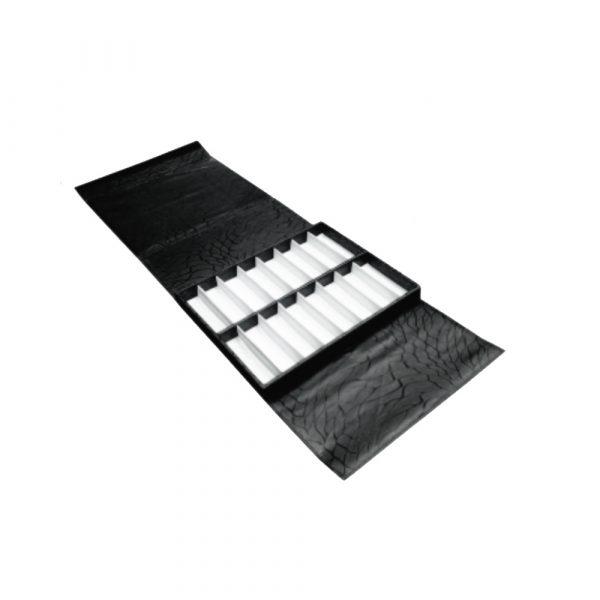 optical display tray