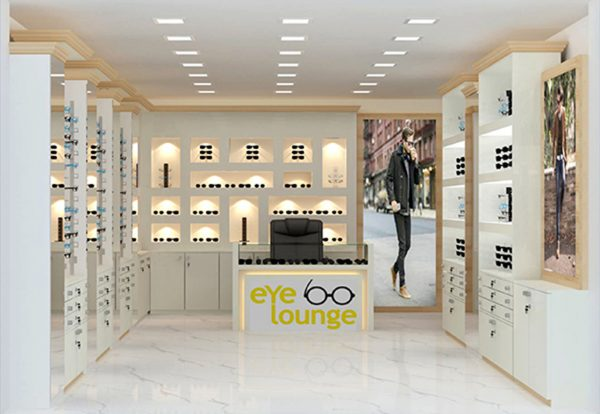 Optical Showroom Interior Design