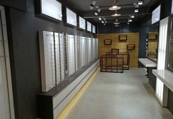 optical shop design solutions