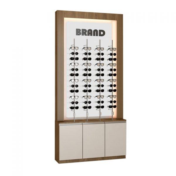Backwall Sunglasses Display