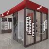 optical shop interior design for sale