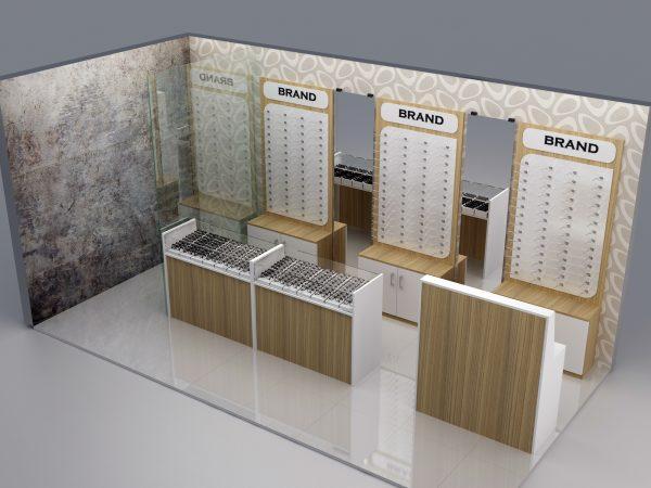 optical shop display
