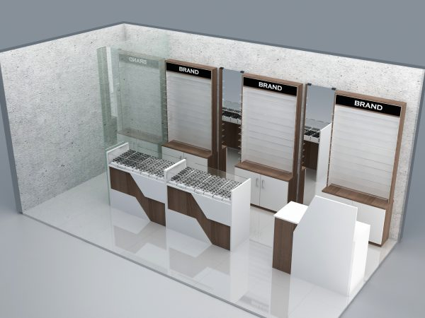 optical modular furniture