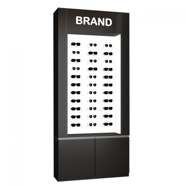 Optical Frame Display Wall Unit