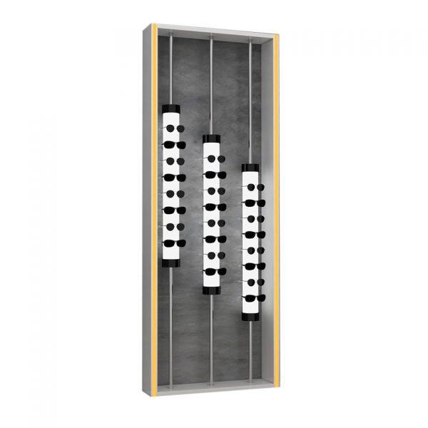 Eye Wear Wall Display Unit