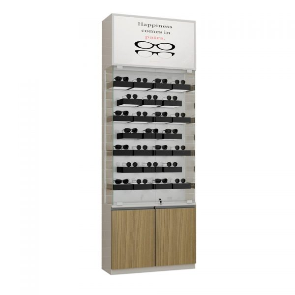 Optical Wall Display Unit