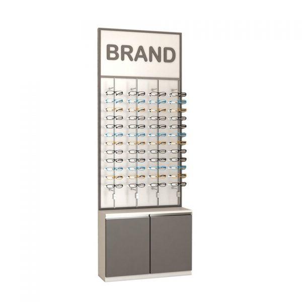 optical wall displays