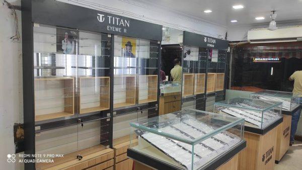Optical Shop Design