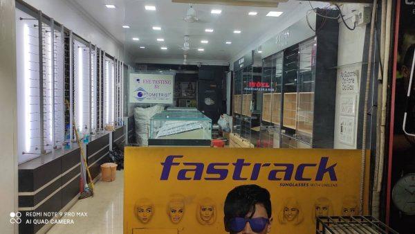 optical shop furniture design