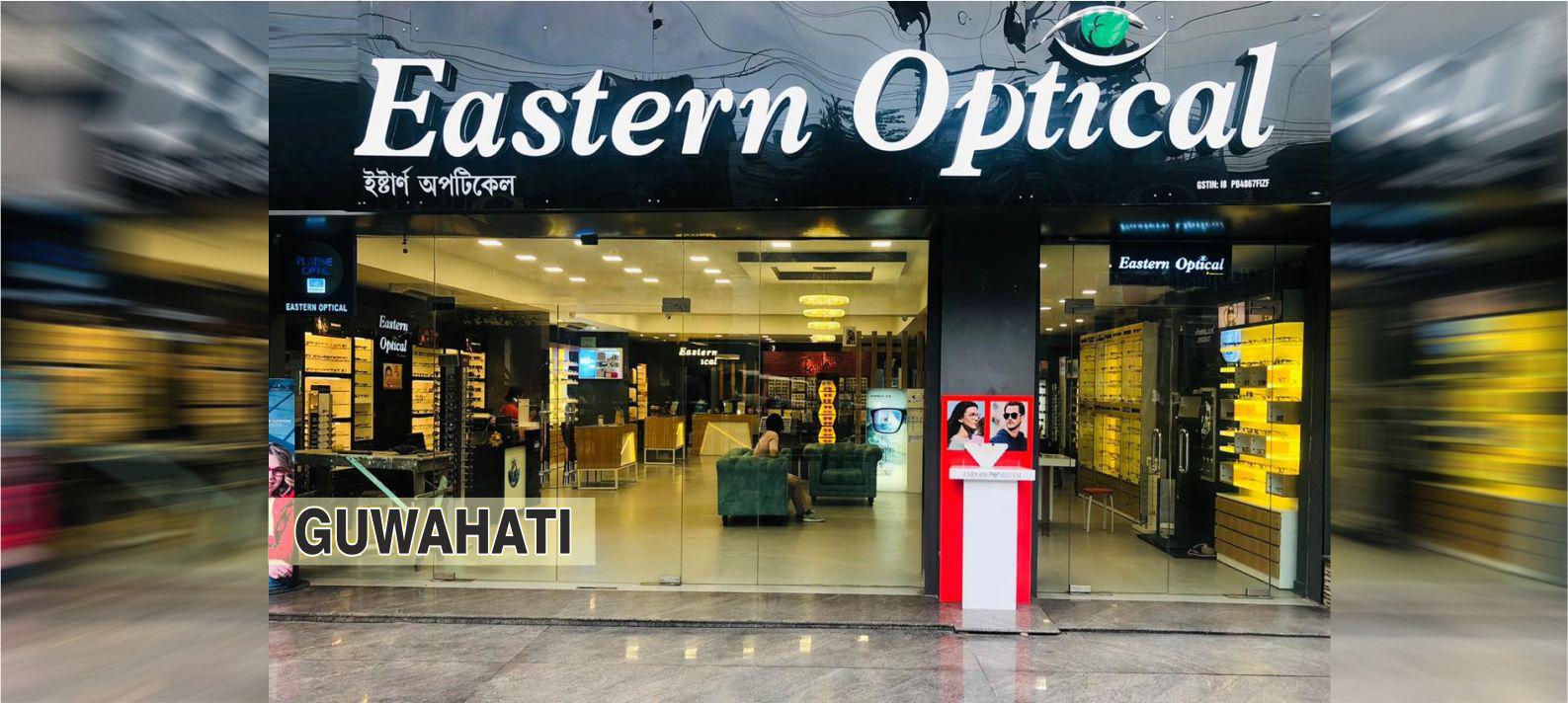 eyewear shop interior design