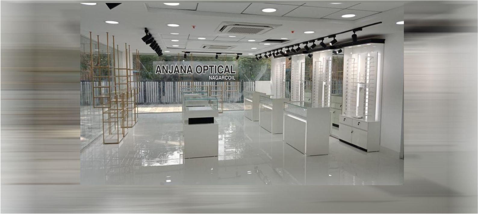 best optical shop design