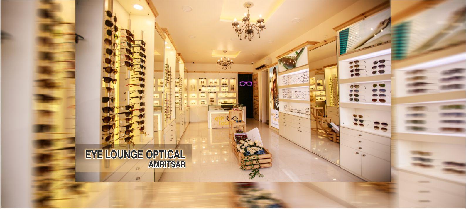 eyewear store design shop