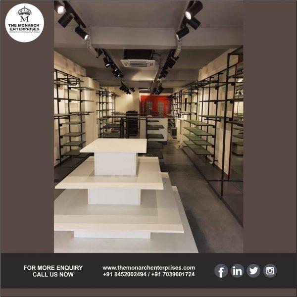 garments shop design