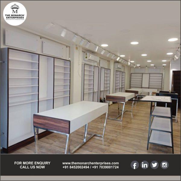 Cloth Shop Interior