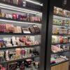 cosmetic showroom wall units