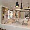 optical showroom interior designing