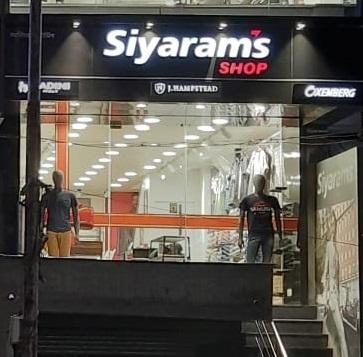 garment shop design