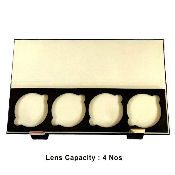 optical lens tray